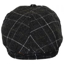 Toddlers' Windowpane Plaid Duckbill Ivy Cap in