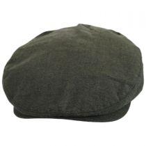 Barrel Solid Cotton Ivy Cap in