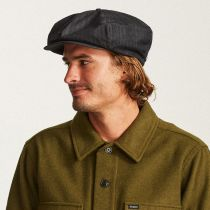 Ollie Cotton Newsboy Cap in