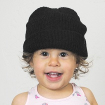 Kids' Lil Heist Knit Beanie Hat in