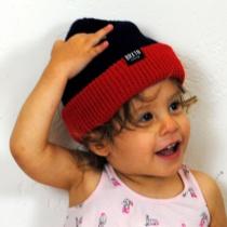 Kids' Lil Damo Knit Beanie Hat alternate view 5