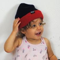 Kids' Lil Damo Knit Beanie Hat alternate view 6