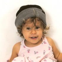 Kids' Lil Damo Knit Beanie Hat alternate view 3