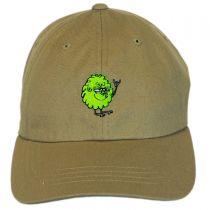 All Good Strapback Baseball Cap Dad Hat in