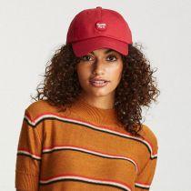 Wheeler LoPro Strapback Baseball Cap Dad Hat in