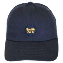 Wheeler LoPro Strapback Baseball Cap Dad Hat alternate view 11
