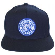 Rival Snapback Baseball Cap in