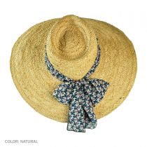 Dumbo Straw Fedora Hat