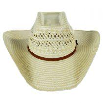 Fields Toyo Straw Western Hat alternate view 2