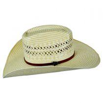 Fields Toyo Straw Western Hat alternate view 3