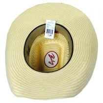 Fields Toyo Straw Western Hat alternate view 4
