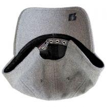 San Antonio Spurs NBA 'Cashmere' 9Twenty Strapback Baseball Cap Dad Hat alternate view 4