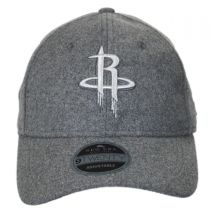Houston Rockets NBA 'Cashmere' 9Twenty Strapback Baseball Cap Dad Hat alternate view 2