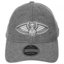 New Orleans Pelicans NBA 'Cashmere' 9Twenty Strapback Baseball Cap Dad Hat in