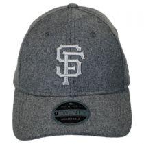 San Francisco Giants MLB 'Cashmere' 9Twenty Strapback Baseball Cap Dad Hat alternate view 2