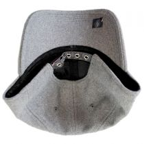 Atlanta Braves MLB 'Cashmere' 9Twenty Strapback Baseball Cap Dad Hat in