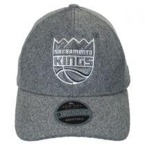 Sacramento Kings NBA 'Cashmere' 9Twenty Strapback Baseball Cap Dad Hat alternate view 2