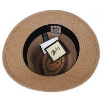 Brooks Panama Fedora Hat in