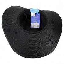 Sophia Toyo Straw Swinger Hat alternate view 4