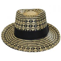 Hartley Toyo LiteStraw Fedora Hat alternate view 2
