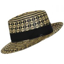 Hartley Toyo LiteStraw Fedora Hat alternate view 3