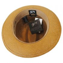 Cosmo Toyo LiteStraw Trilby Fedora Hat alternate view 4