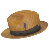 Cosmo Toyo LiteStraw Trilby Fedora Hat in