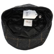 Windowpane Cashmere and Wool Ivy Cap in