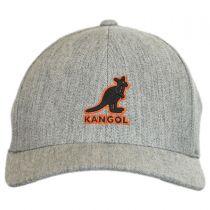 3D Logo Flexfit Baseball Cap alternate view 3