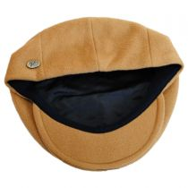 Lord Wool Solid Ivy Cap in