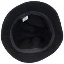 Pom Knit Wool Bucket Hat alternate view 3
