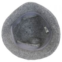 Pom Knit Wool Bucket Hat alternate view 6