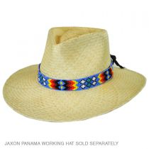 Fire Diamond Beaded Hat Band alternate view 2