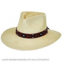 Moab Beaded Hat Band in