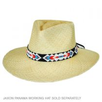 Chevron Beaded Hat Band alternate view 2