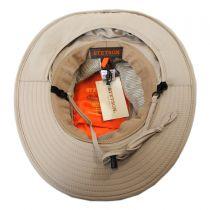 NFZ Sun Shield Safari Fedora Hat in