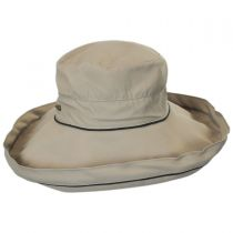 NFZ Crushable Sun Hat in