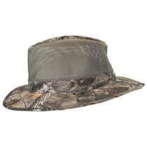 NFZ Mesh Safari Fedora Hat in