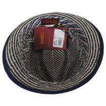 Degree Toyo Straw Trilby Fedora Hat in
