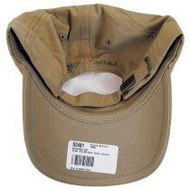 Relax Strapback Baseball Cap Dad Hat in