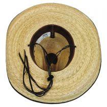 Bandito Palm Leaf Straw Gus Hat alternate view 16