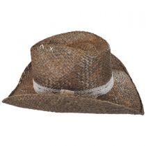 Ellie Mae Straw Western Hat in