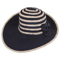 Donna Ribbon and Straw Sun Hat alternate view 2