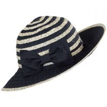 Donna Ribbon and Straw Sun Hat alternate view 3