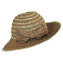Donna Ribbon and Straw Sun Hat alternate view 7