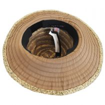 Donna Ribbon and Straw Sun Hat alternate view 8