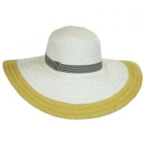 Lora Wide Brim Sun Hat in