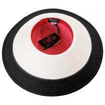 Glanmire Toyo Straw Swinger Hat in