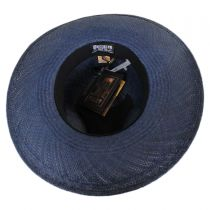 Indio Panama Straw Fedora Hat in