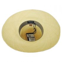 Brisbane Panama Straw Swinger Hat alternate view 4